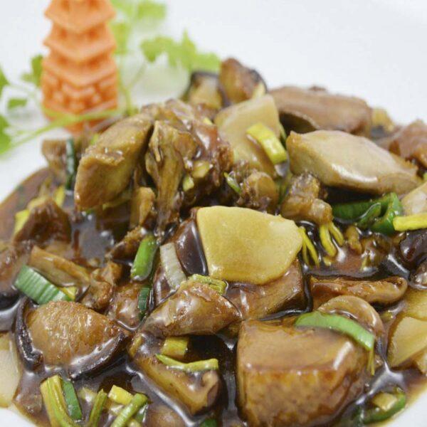 Pedir comida china en Albacete