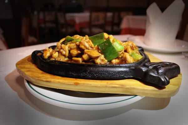 Cerdo Sa Cho | Restaurante chino gran muralla