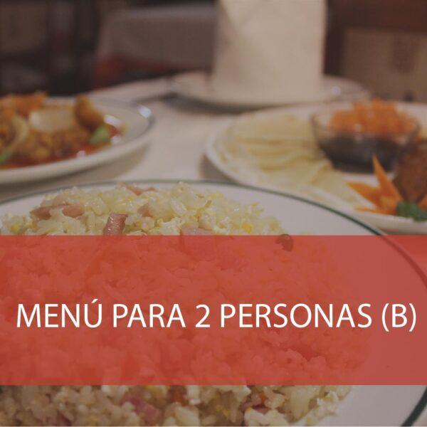 Restaurante chino en Albacete
