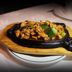 Pollo con Sa cho | Restaurante chino Albacete